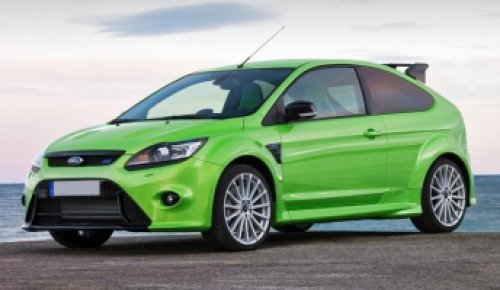 Ford Focus Mk2 Rs 2005 2010 Powerflex