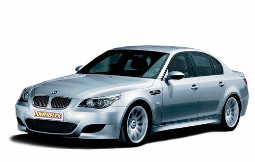 E61 5 Series 2003-2010 PowerFlex Black Rear Upper Arm Inner Bush For BMW E60