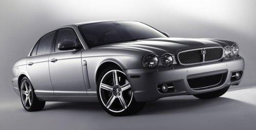 Jaguar XJ, XJ8 - X350 - X358 (2003-2009) | Powerflex