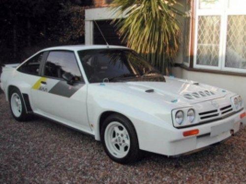 Opel Manta B  19821988    Powerflex
